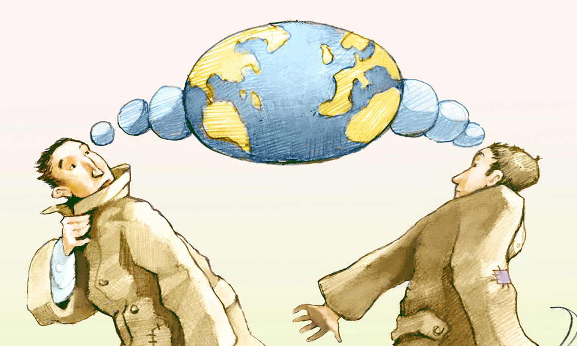worldview critical thinking Appendix one: critical thinking and worldview as we interact with the world  around us, we acquire beliefs about it, beliefs that force us to revise and perhaps .